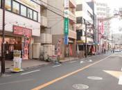 京阪 牧野駅 徒歩2分 駅南側「枚方牧野駅前郵便局」向かい